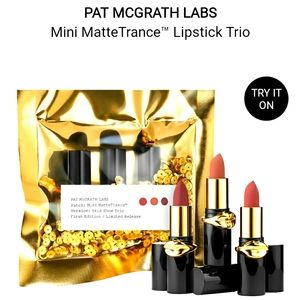 DISCONTINUED Pat McGrath Mini MatteTrance Trio